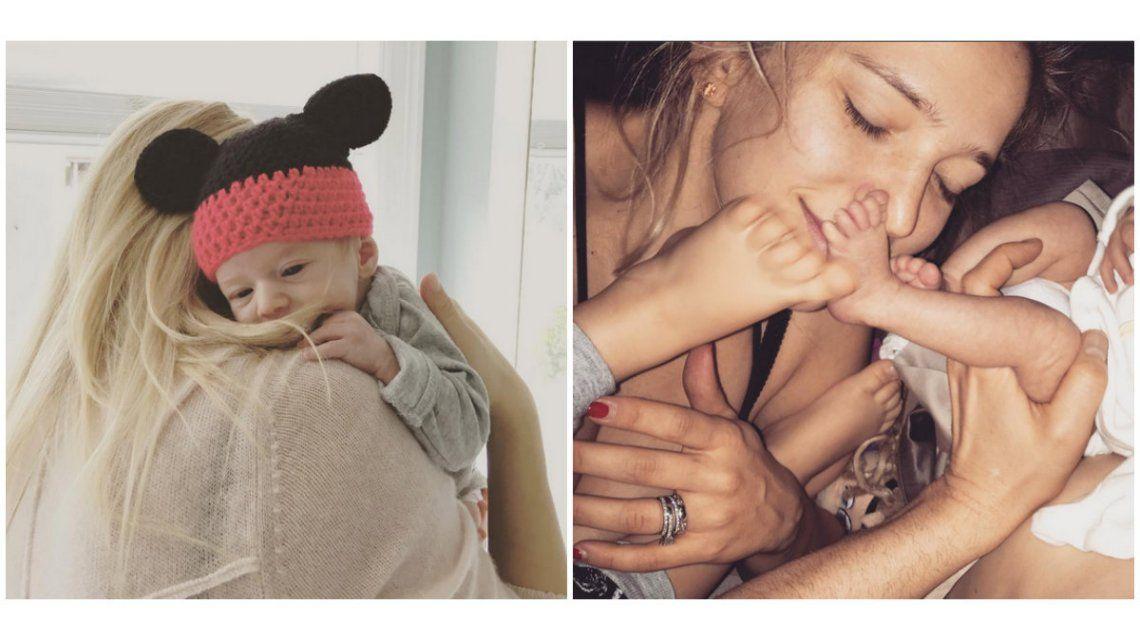 La foto más tierna de Luisana Lopilato con su hijo Elías