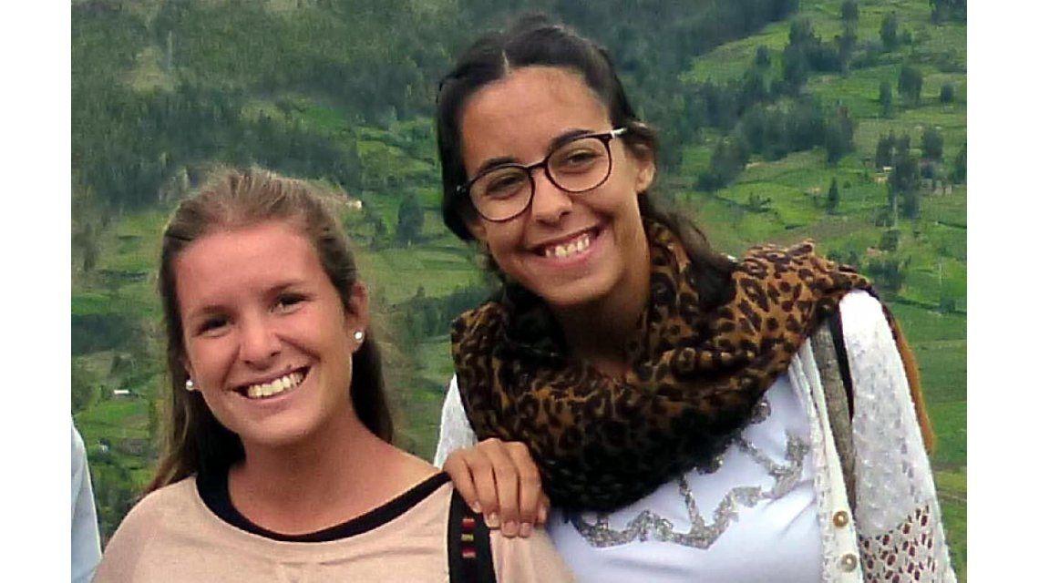 Arranca en Ecuador el juicio por el doble crimen de las turistas mendocinas