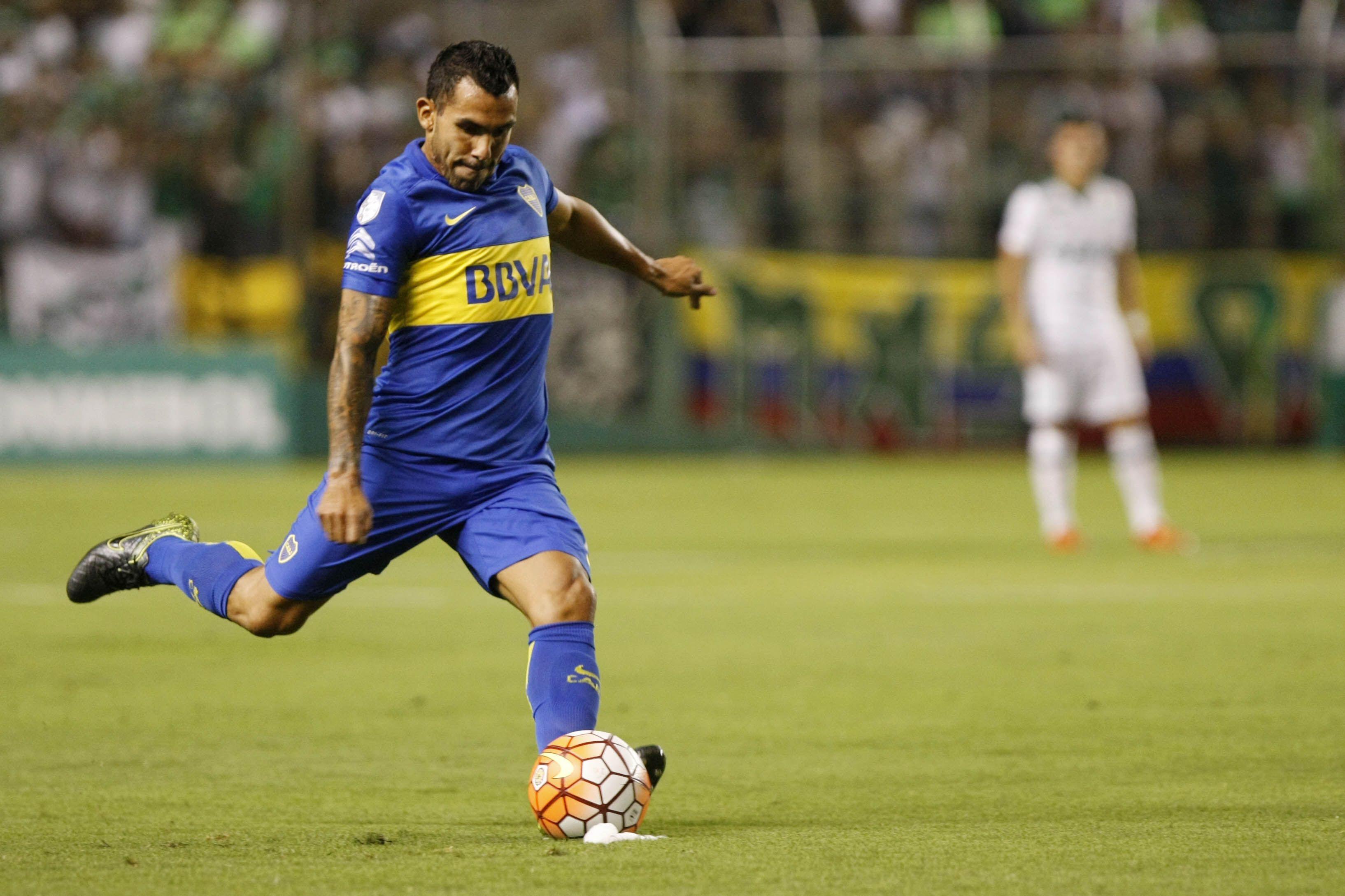 Boca empató ante Deportivo Cali en un partido violento y polémico