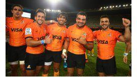 Super Rugby: los Jaguares no pudieron tampoco con Stormers y perdieron en Vélez