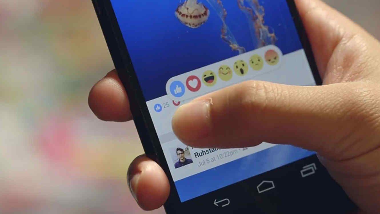 Me alegra o Me enoja: Facebook lanzó nuevos botones en todo el mundo