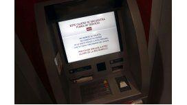 Bancarios: Va a faltar plata en los cajeros