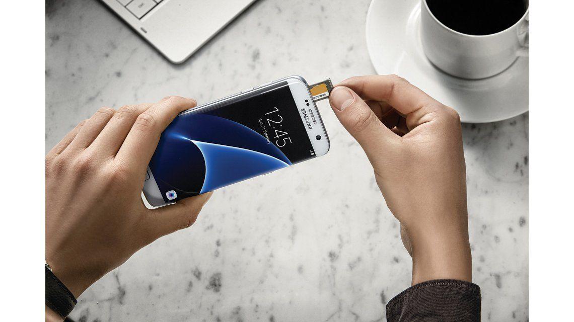 Samsung gana un 13.5% más gracias al Galaxy S7