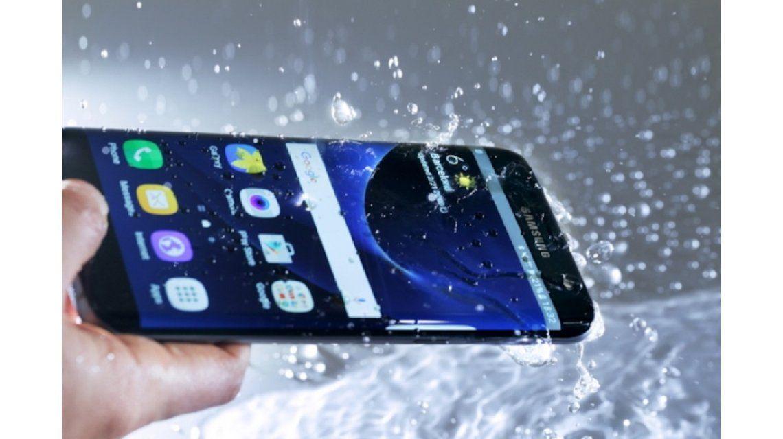 Más de 100 mil unidades del Galaxy S7 vendidas en dos días