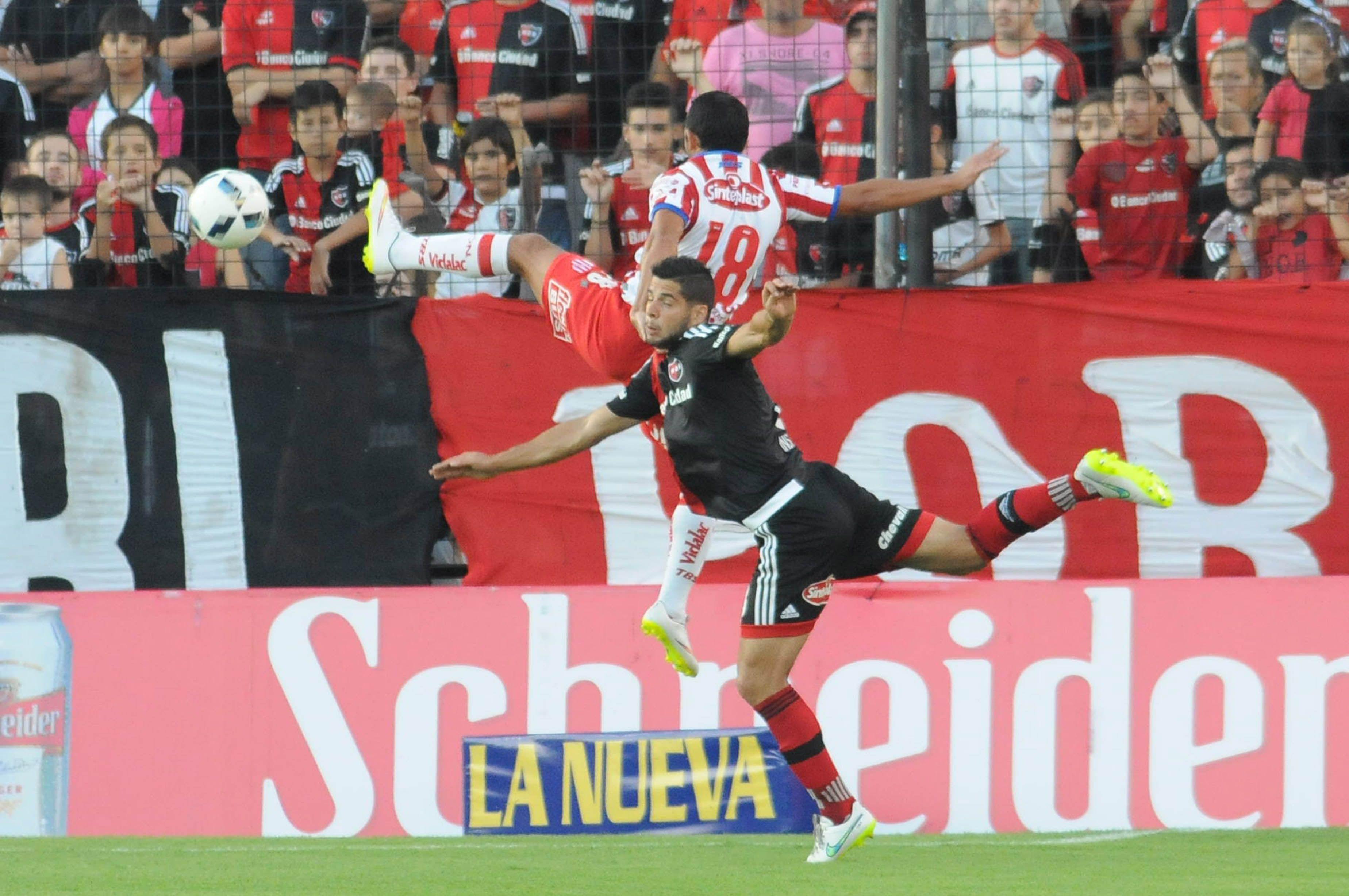 En el debut de Osella como DT, Newell´s empató ante Unión en Rosario
