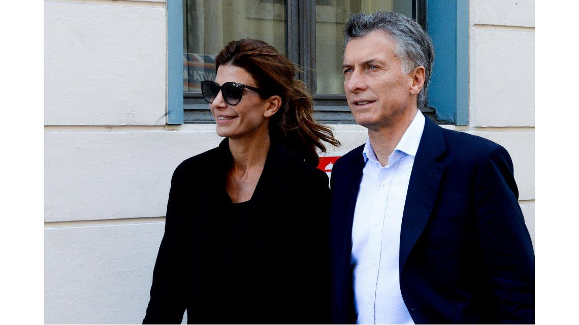 Juliana Awada, sobre la salud de Macri: La gente se preocupó de más y pensó que esto era más grave de lo que era