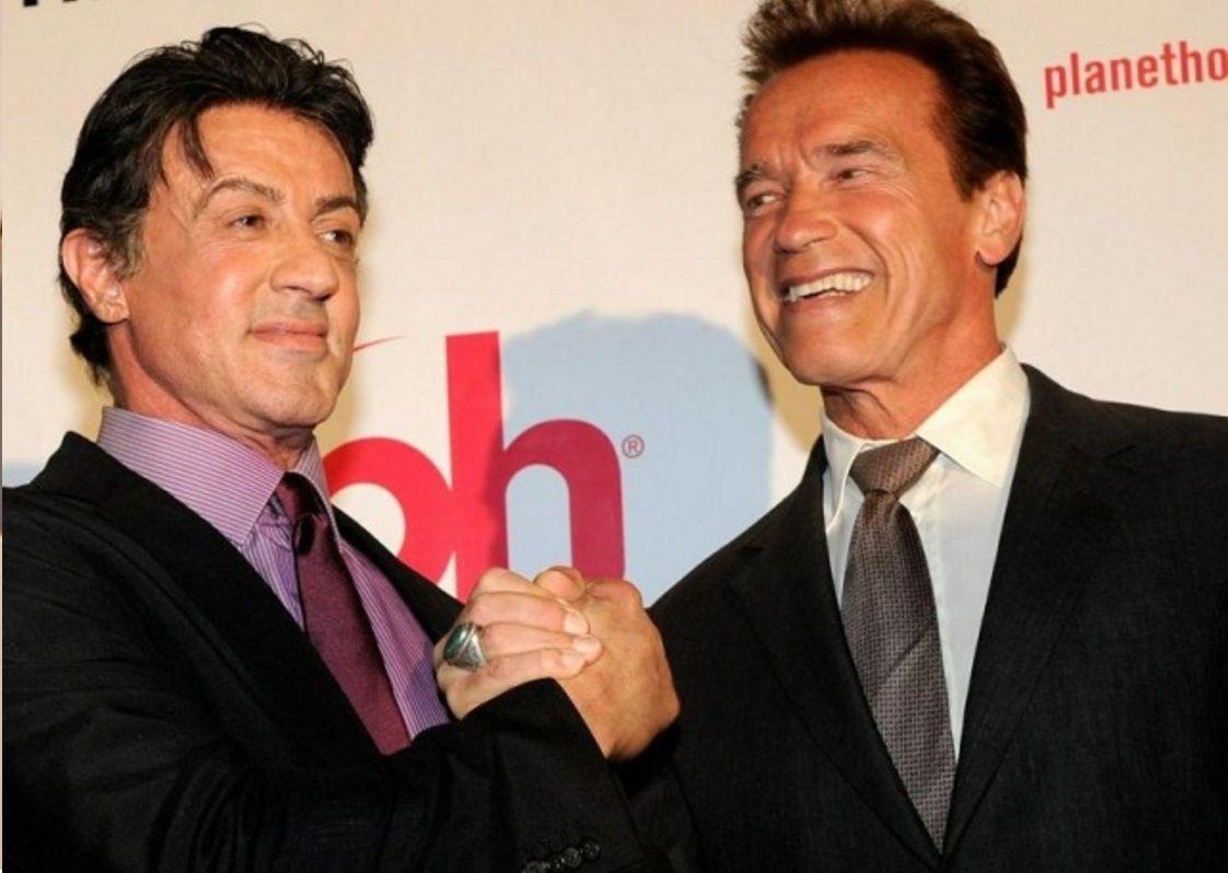 Rocky perdió el Oscar pero lo consoló Terminator: Para mí sos el mejor