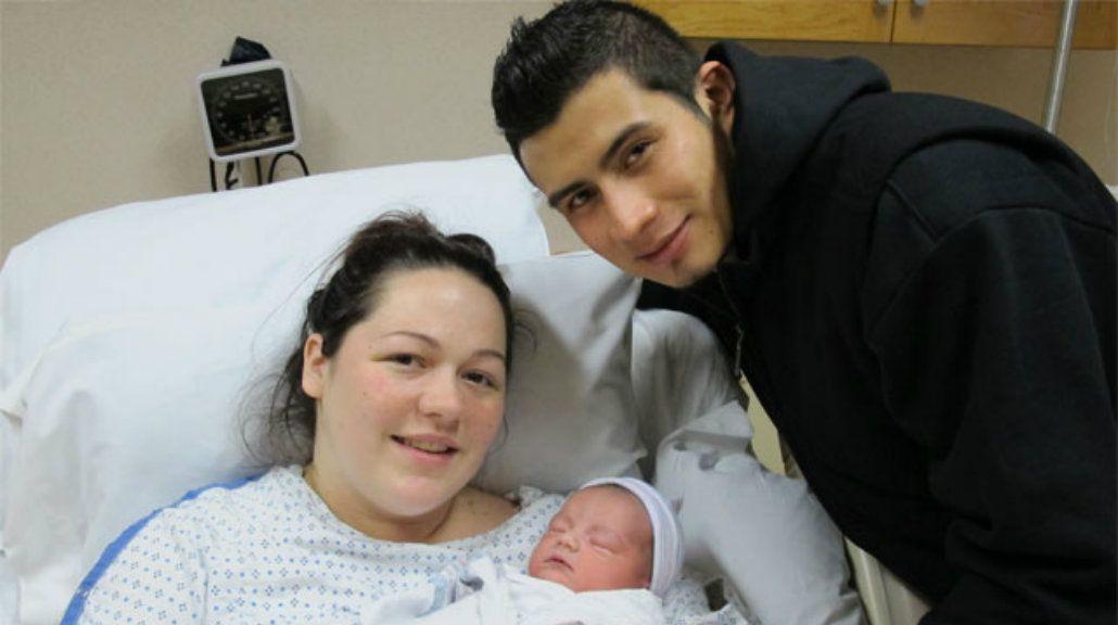 Publicó una foto de su bebé en la web y la usaron para ilustrar una noticia falsa