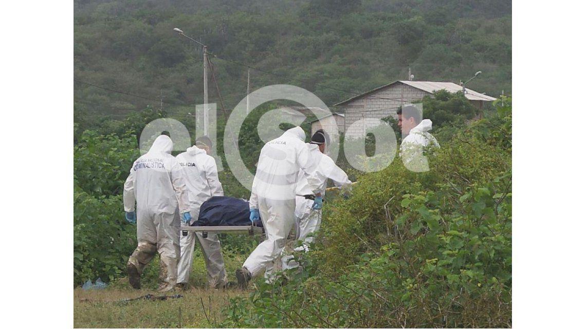 Los cuerpos de las mendocinas estaban embalados y con múltiples golpes en la cabeza
