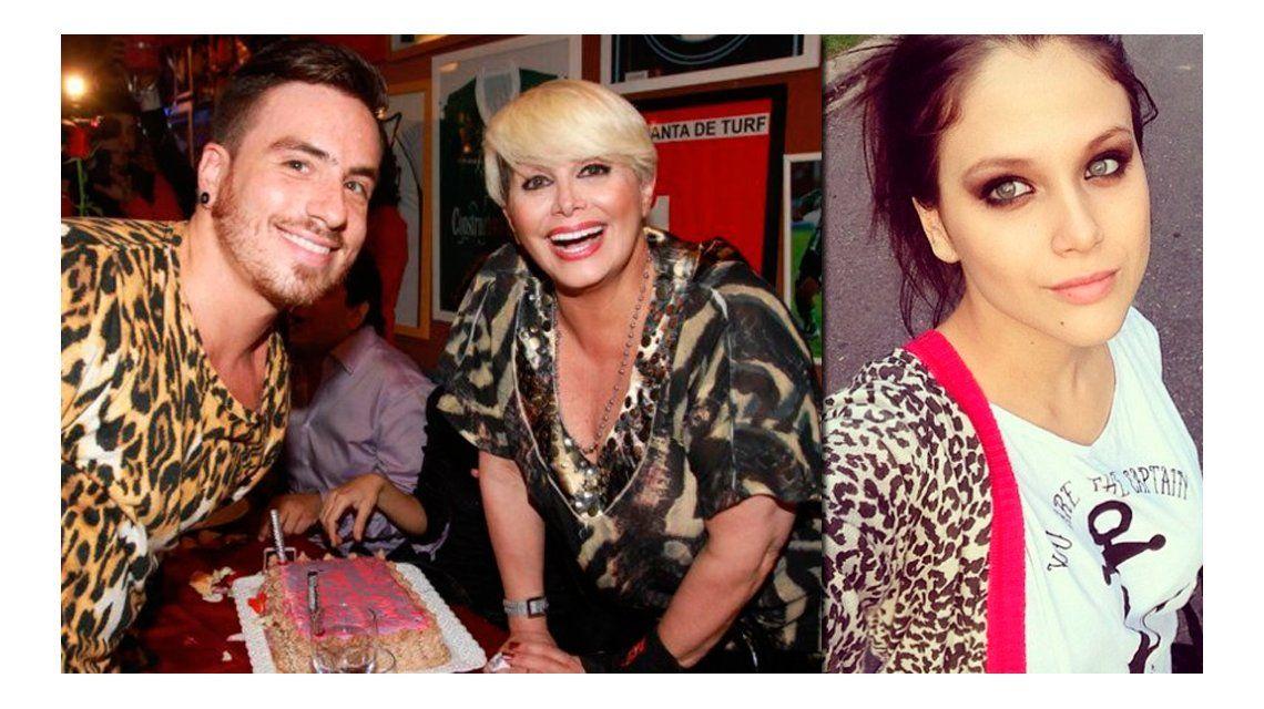 Carmen Barbieri criticó a Barbie Vélez, la ex novia de su hijo