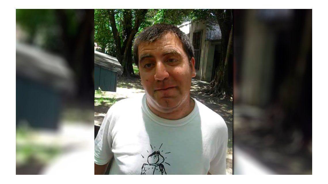 Intensa búsqueda de Robertito, un hombre perdido en José Mármol