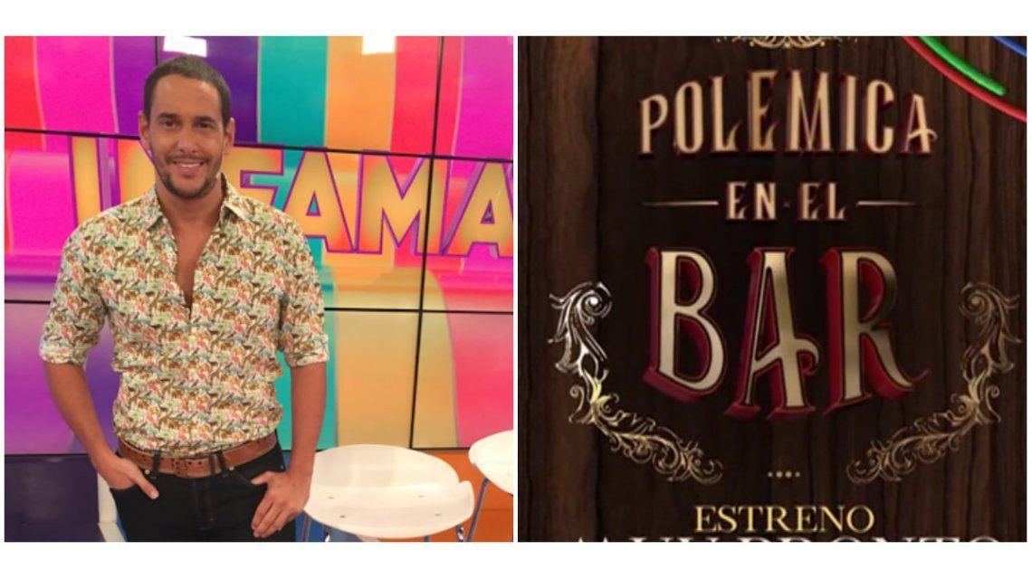 Rodrigo Lussich, la nueva incorporación de Polémica en el bar