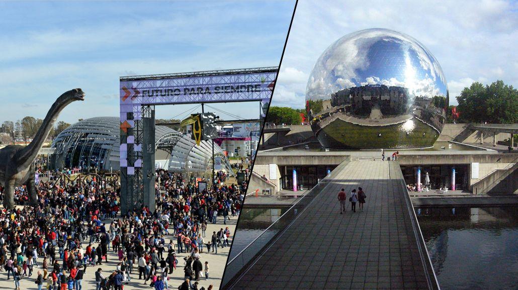 Tecnópolis afrancesado: el predio ahora tendrá su toque de París