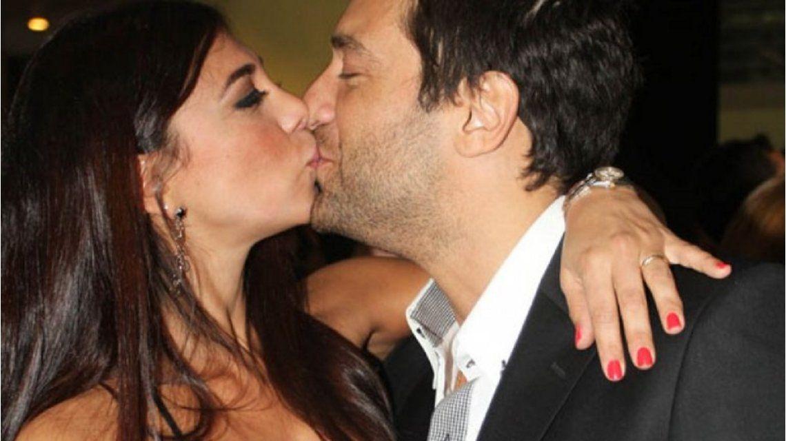 Ximena Capristo y Gustavo Conti, reconciliados
