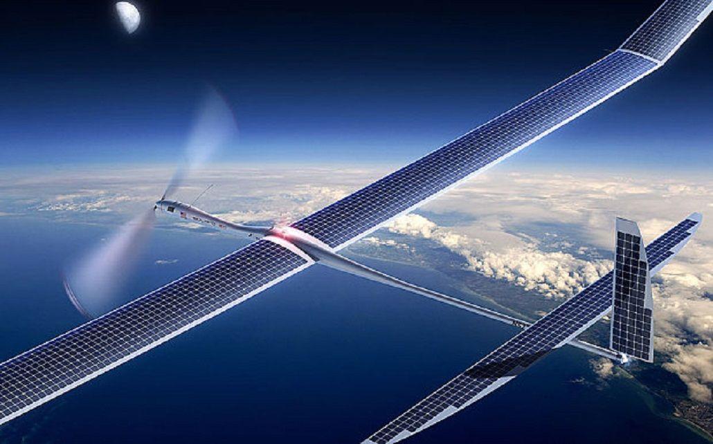 Facebook empieza a probar sus drones solares