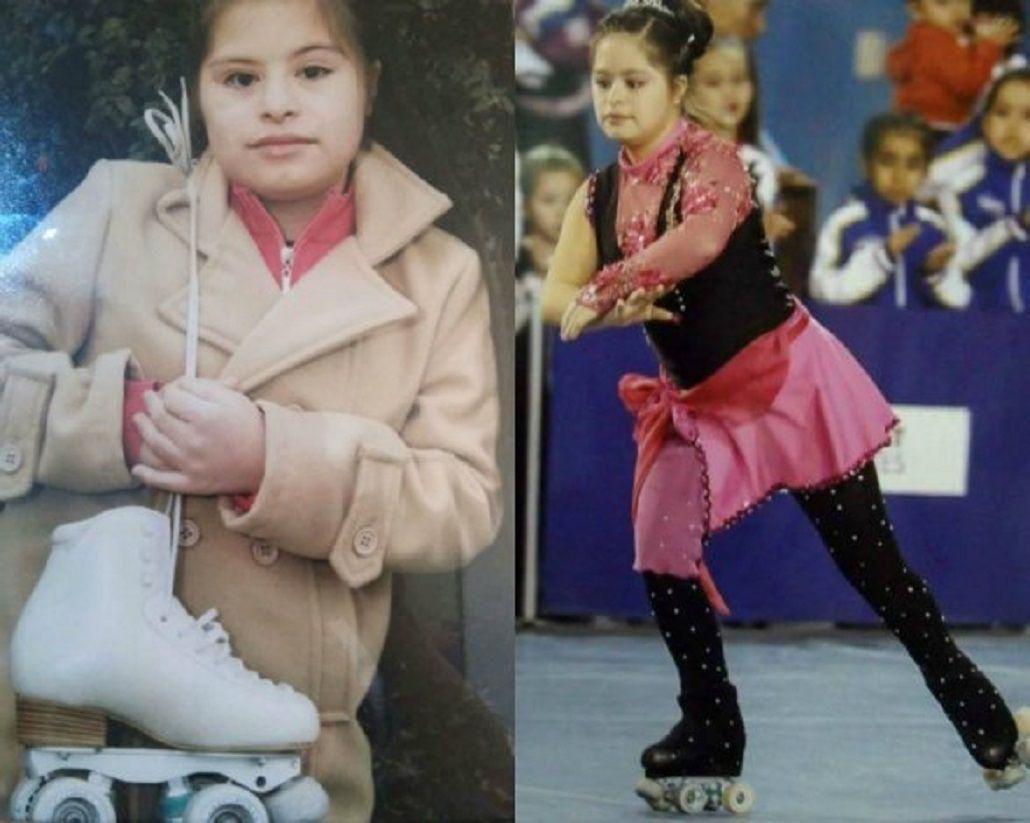 La mejor noticia para Camila: aparecieron los patines que le habían robado
