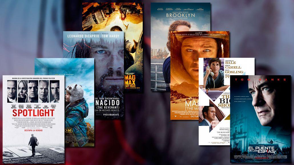 #TriviaM1: ¿Qué película debería ganar el Oscar?