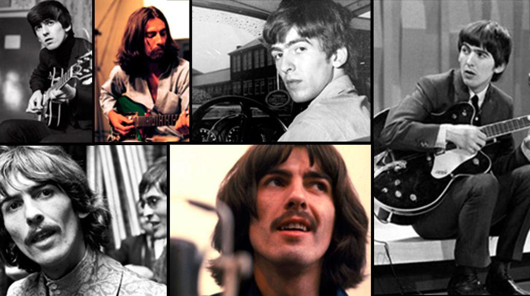 La carrera de George Harrison en cinco de sus grandes éxitos