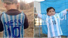 Murtaza Ahmadi cumplió su sueño