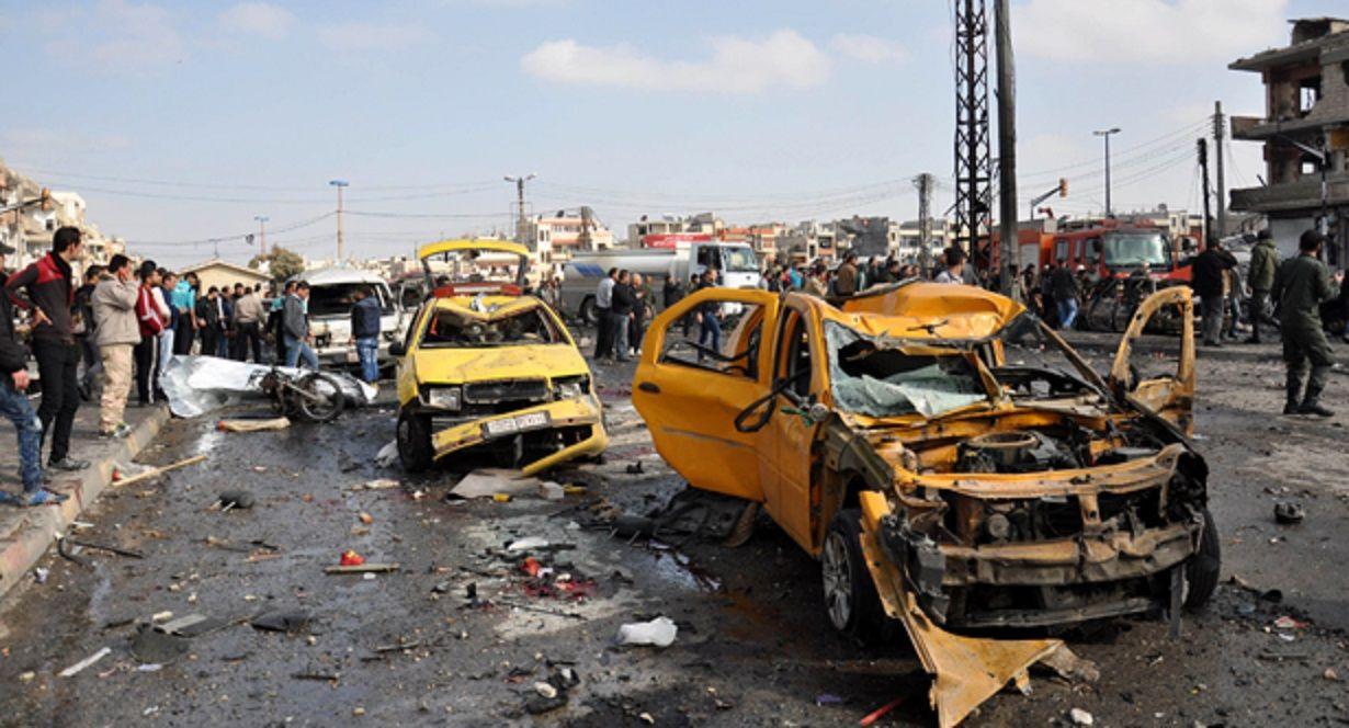 Un doble atentado del Estado Islámico dejó al menos 127 muertos en Siria