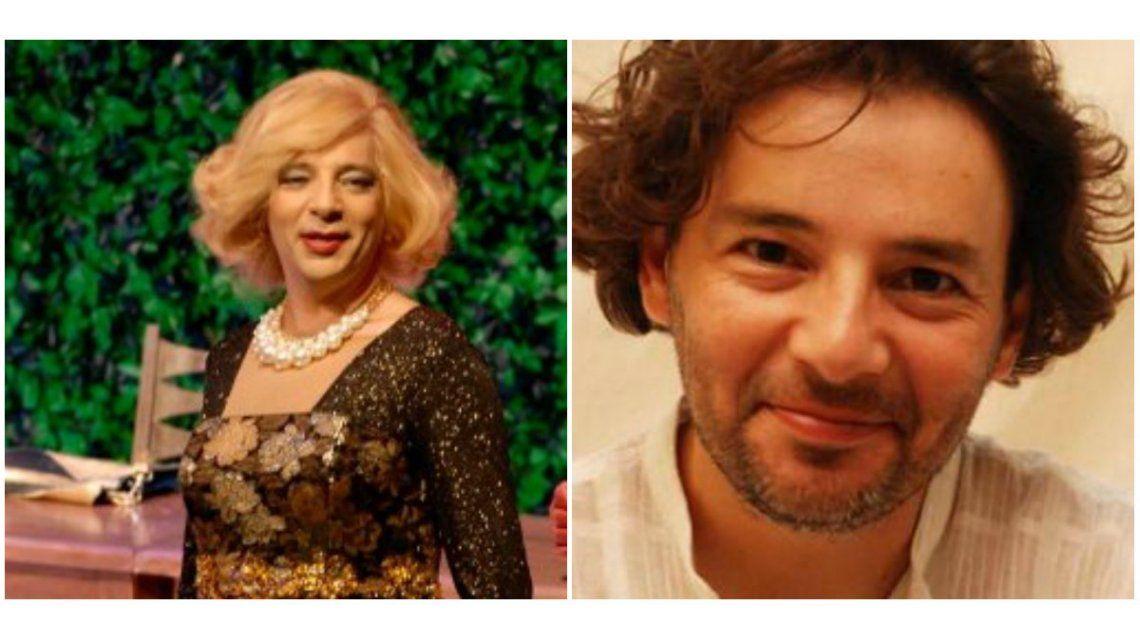 La transformación de Fabián Vena en teatro: Me costó dos meses acostumbrarme a usar tacos