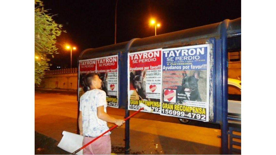 Terminó la angustia: Tayron volvió con su familia
