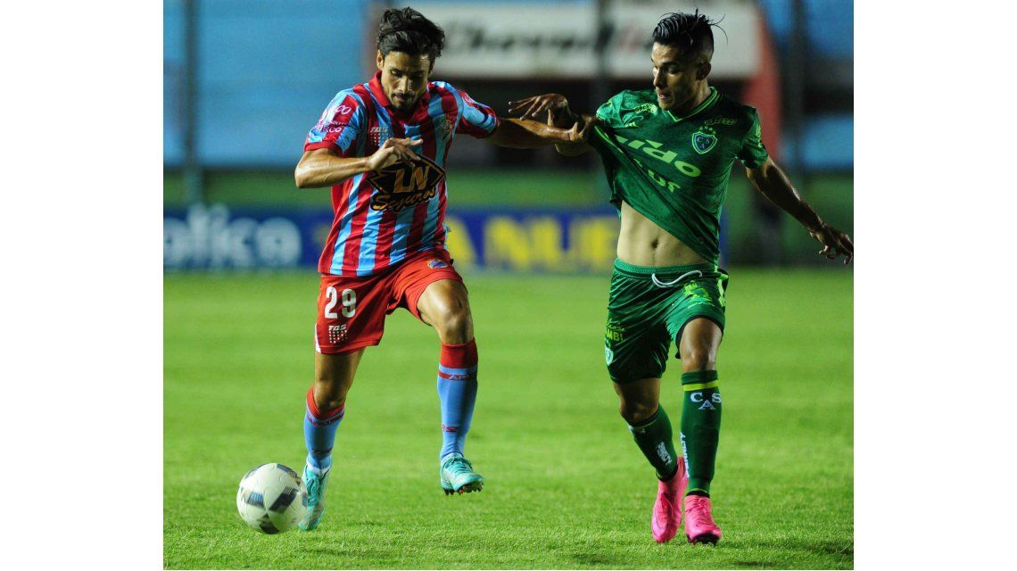Arsenal derrotó a Sarmiento de Junín en Sarandí