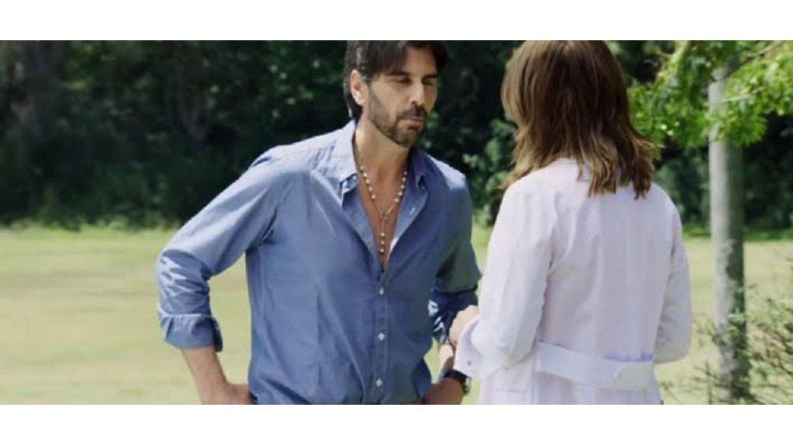 VIDEO Los ricos no piden permiso: Antonio acorraló a Julia con su seducción