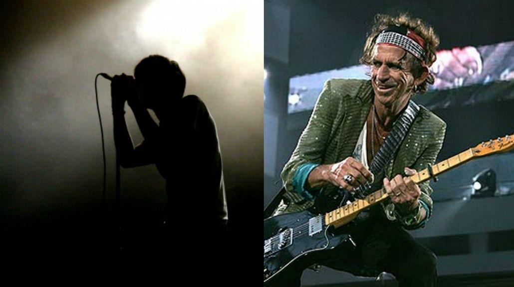 El cantante argentino que le vendió una campera de cuero a Keith Richards