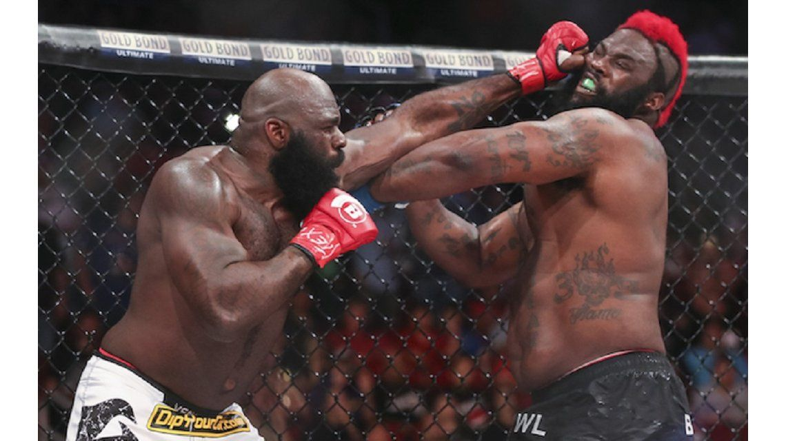 La pelea más esperada terminó con un nocaut impresionante