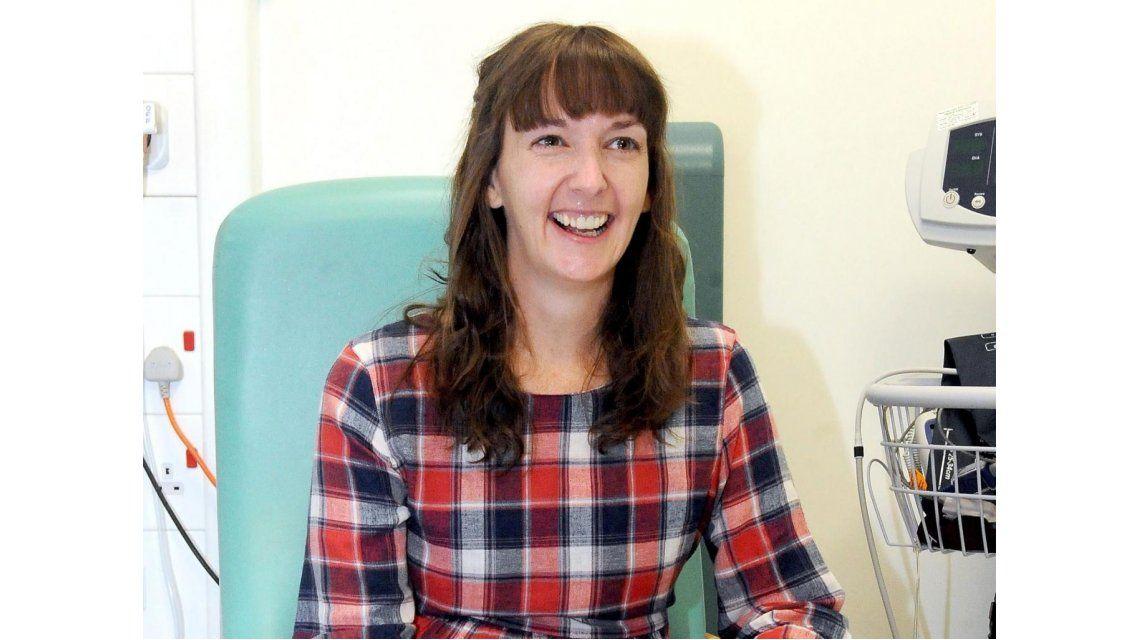 Internaron por tercera vez a la enfermera británica que se contagió ébola