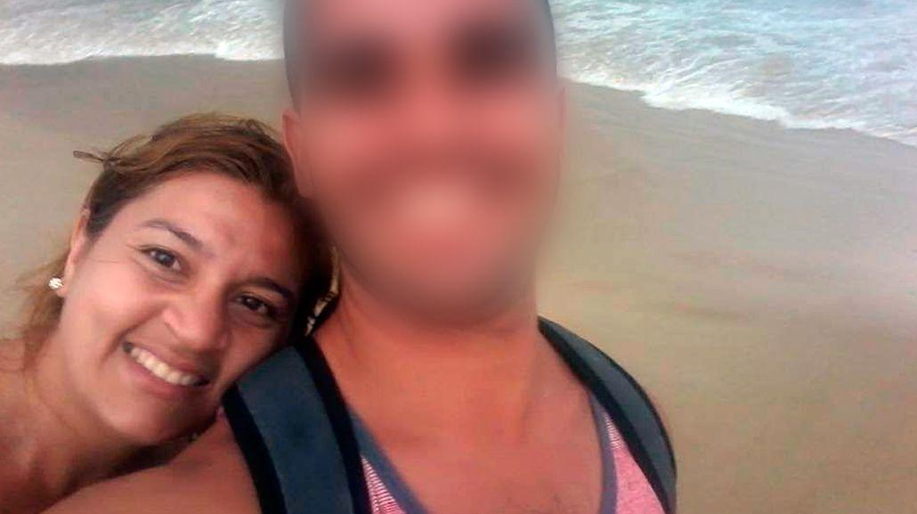 Ésta era Laura Viana, la turista argentina asesinada en Copacabana