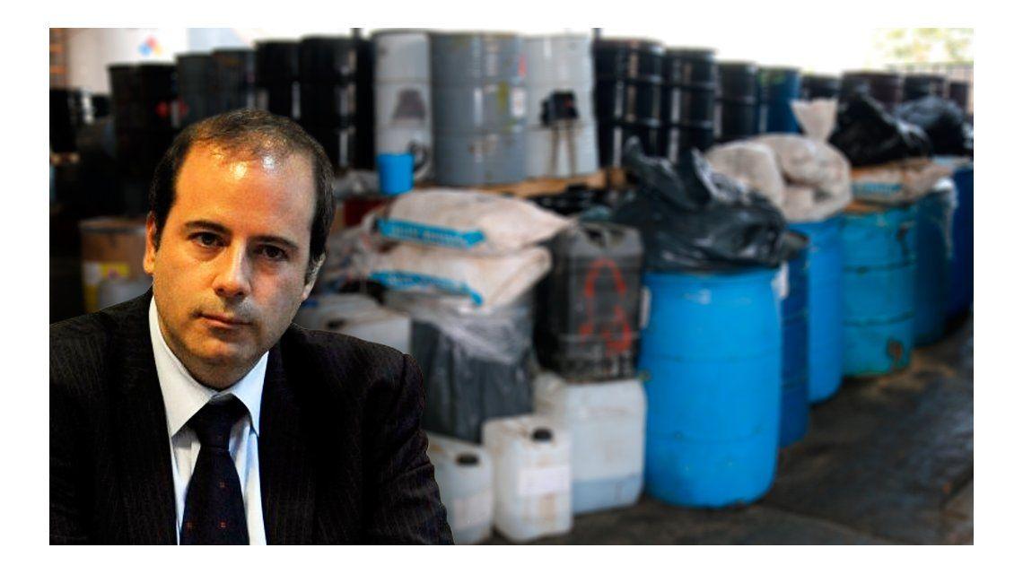 El gobierno plantea aumentar los controles y la fiscalización de los precursores químicos