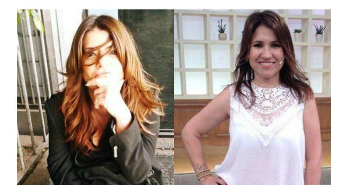 Después del escándalo, Fernanda Iglesias fue despedida de Nosotros a la mañana