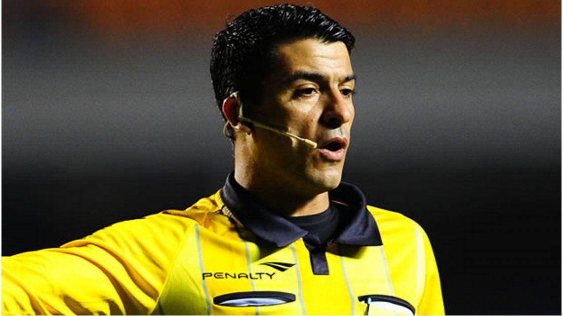 Copa Libertadores: conocé a los árbitros que dirigirán a los equipos argentinos