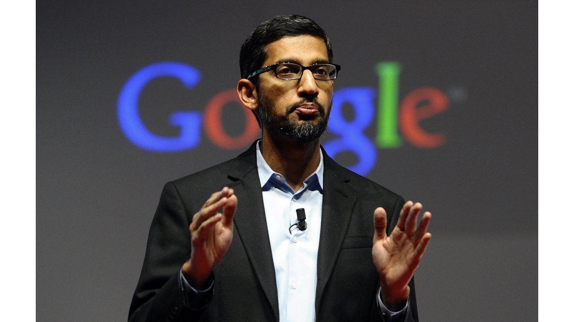 Google apoya a Apple en su rebelión contra el FBI