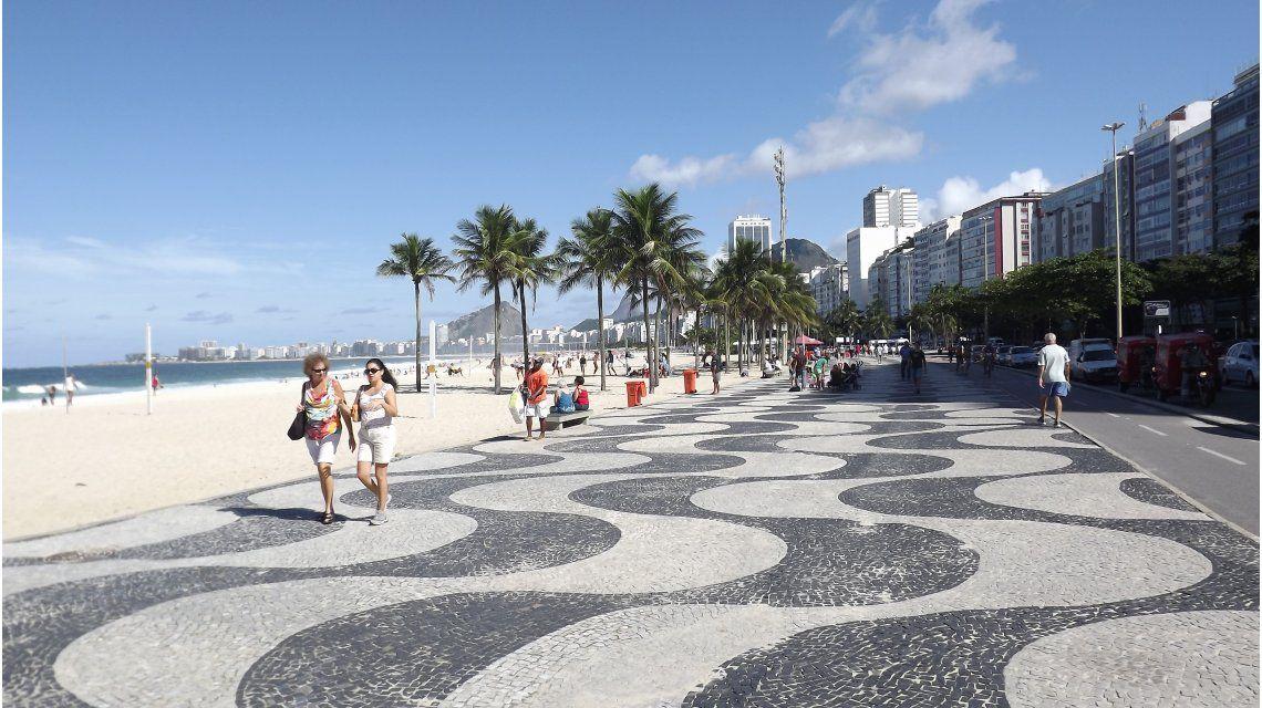 Una turista argentina fue apuñalada en Río de Janeiro: murió en el hospital