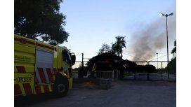 Un nuevo incendio afecta a la Reserva Ecológica