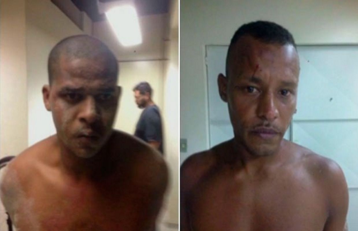 Estos son los asesinos de la argentina que vacacionaba en Río de Janeiro