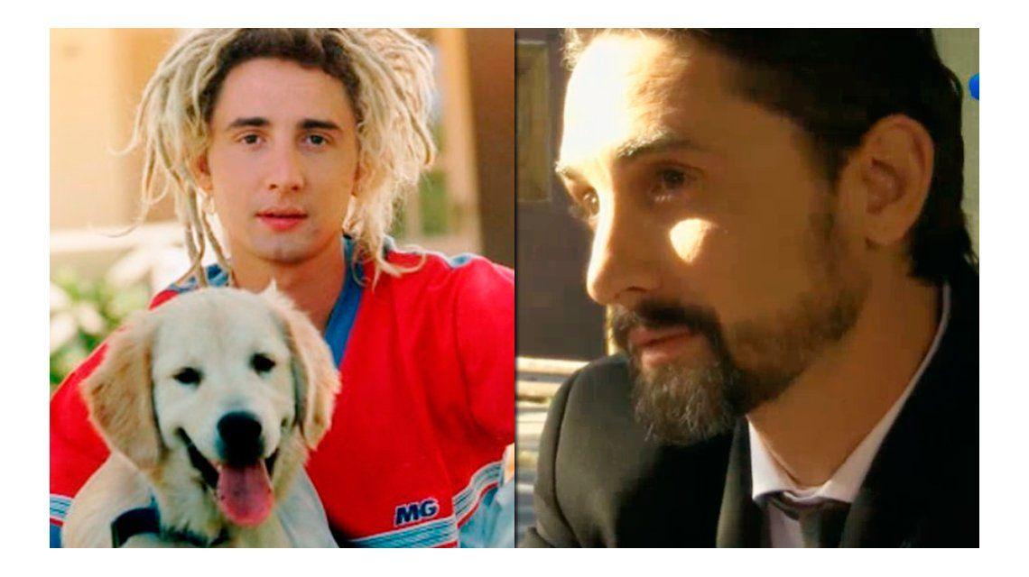 El antes y el después de Nahuel Mutti: de Verano del 98 a La Leona