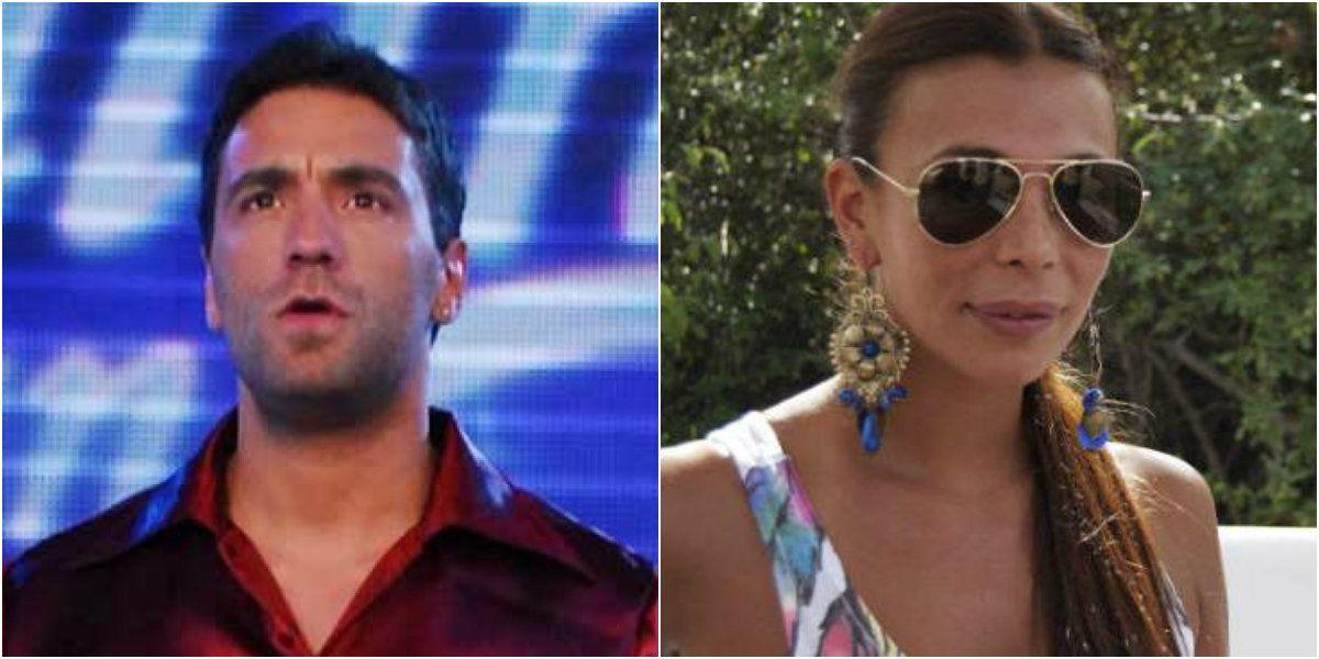 Gustavo Conti, sacado en televisión por la pelea con Ximena Capristo