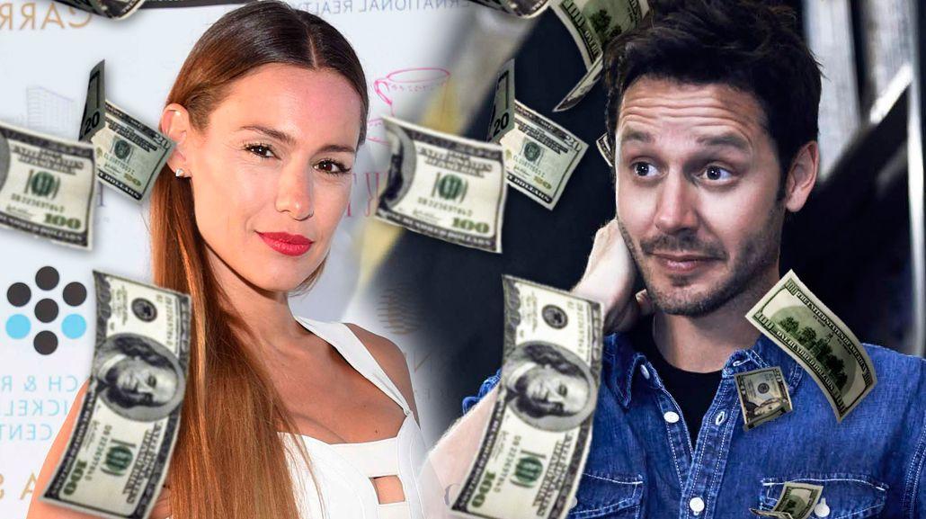 ¿Cuanta plata necesita Pampita para vivir? Le pide a Vicuña $200 mil por mes  por alimentos