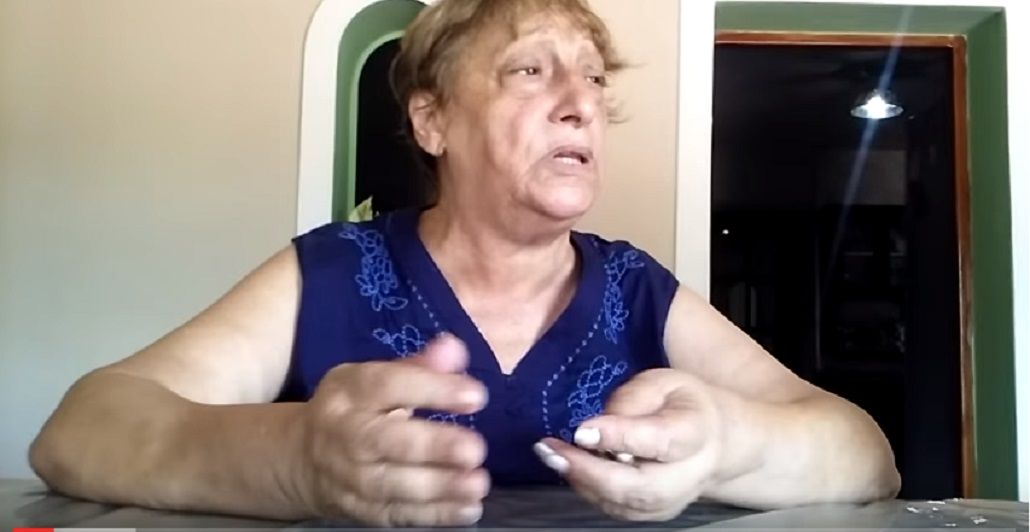 Llegó la gringa, la versión femenina del tano Pasman: se queja de todo