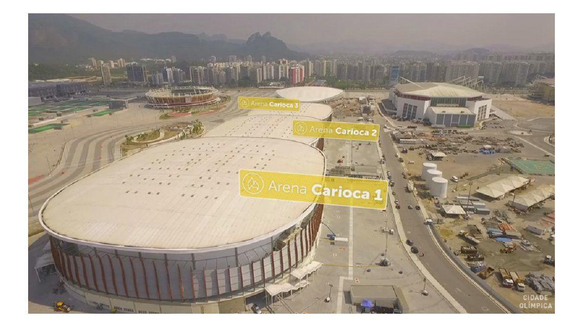 Cuenta regresiva: así será el Parque Olímpico de los Juegos de Río