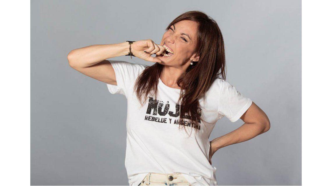 Ernestina Pais se hizo las lolas y es la primera confirmada del Bailando 2016