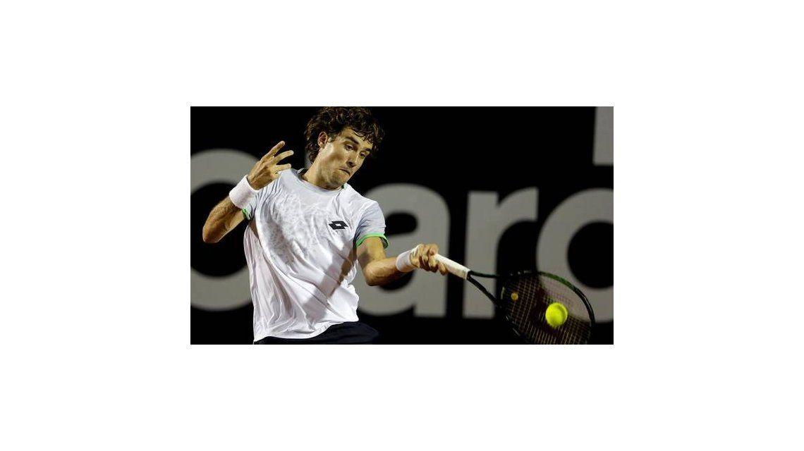 Hazaña: Guido Pella se metió en la final del ATP 500 de Río de Janeiro