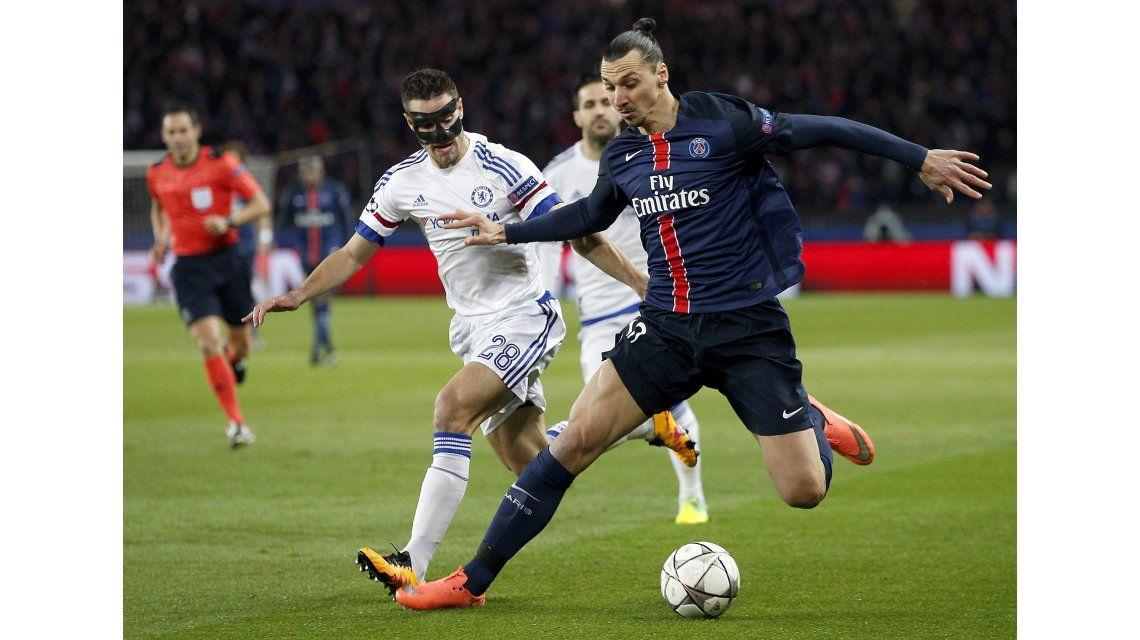 El PSG venció al Chelsea, que marcó como visitante y dejó el resultado abierto