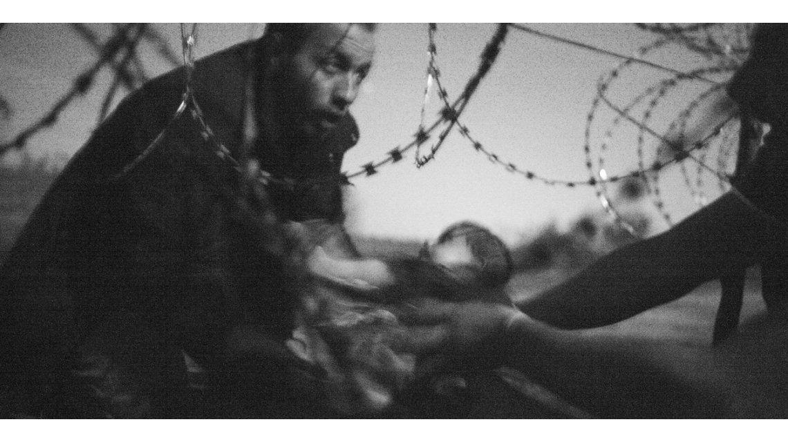 Ésta es la foto ganadora del premio World Press Photo
