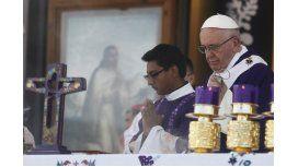 El Papa repudió la exclusión de indígenas