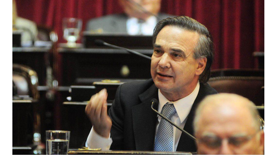 Pichetto: El ex presidente tiene que ser una figura respetada, pero no puede volver a la política activa